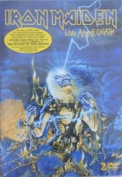 Iron Maiden • Live After Death • 2DVD
