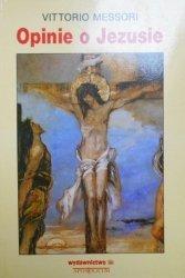Vittorio Messori • Opinie o Jezusie