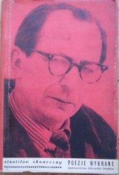 Stanisław Skoneczny • Poezje wybrane