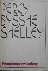 Percy Bysshe Shelley • Prometeusz wyzwolony