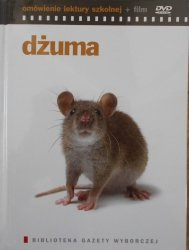 Luis Puenzo • Dżuma + omówienie lektury szkolnej • DVD