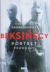 Magdalena Grzebałkowska • Beksińscy. Portret podwójny