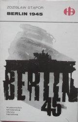 Zdzisław Stąpor • Berlin 1945