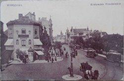 Warszawa. Krakowskie Przedmieście