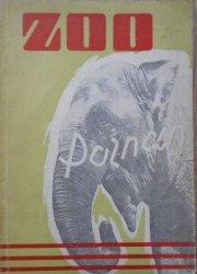 Przewodnik po Ogrodzie Zoologicznym w Poznaniu 1956