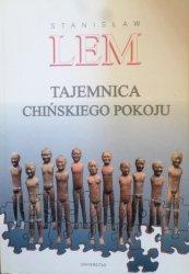 Stanisław Lem • Tajemnica chińskiego pokoju