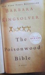 Barbara Kingsolver • The Poisonwood Bible