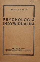 Alfred Adler • Psychologia indywidualna