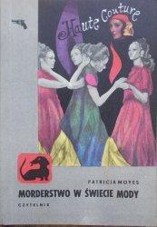 Patricia Moyes • Morderstwo w świecie mody