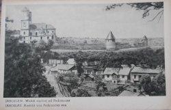 Jarosław. Widok ogólny od Podzamcza