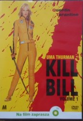 Quentin Tarantino • Kill Bill • DVD