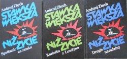 Andrzej Zbych • Stawka większa niż życie