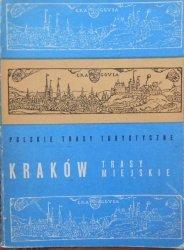 Józef Dużyk, Mirosław Francic, Józef Lepierczyk • Kraków. Trasy miejskie