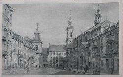 Warszawa. Ulica Długa. Fot. J. Bułhak
