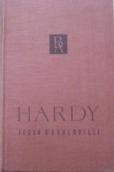 Tomasz Hardy • Tessa d'Urberville. Historia kobiety czystej [Biblioteka Arcydzieł]
