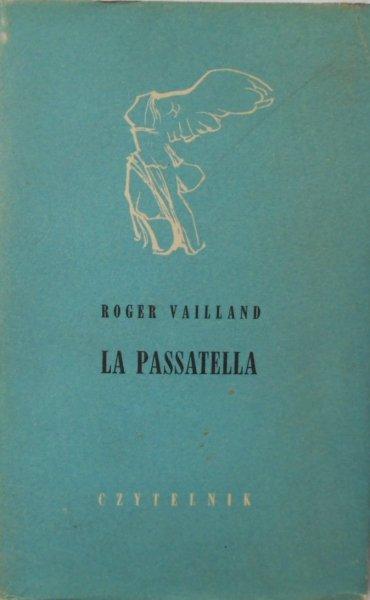 Roger Vailland • La passatella