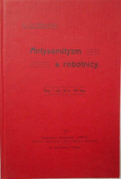 J.B. Marchlewski • Antysemityzm a robotnicy