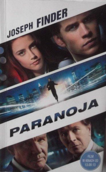 Joseph Finder • Paranoja