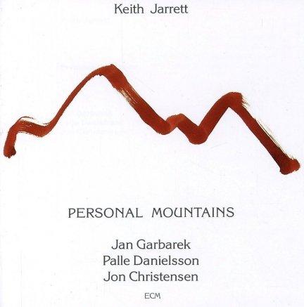Keith Jarrett Jan Garbarek • Personal Mountains • CD
