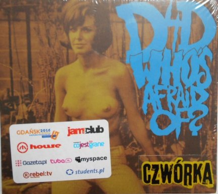 Dick4Dick • Who's afraid of? • CD