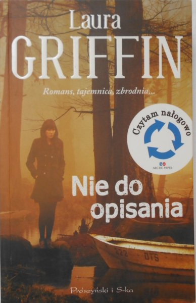 Laura Griffin • Nie do opisania