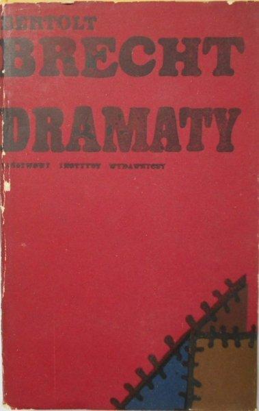Bertold Brecht • Dramaty, oprawa Młodożeniec