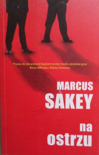 Marcus Sakey • Na ostrzu