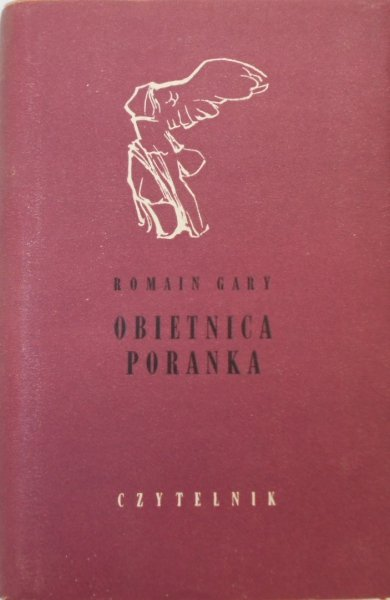 Romain Gary • Obietnica poranka