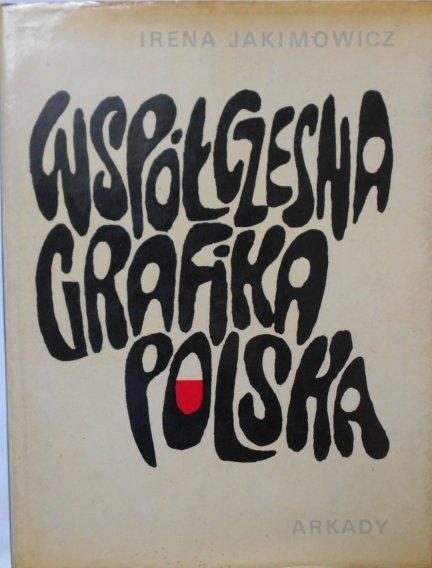 Irena Jakimowicz • Współczesna grafika polska