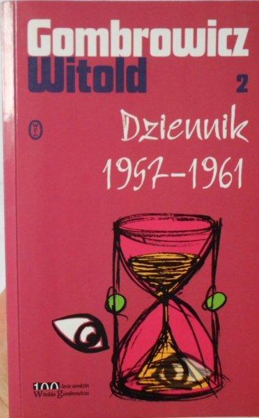 Witold Gombrowicz • Dziennik 1957 1961