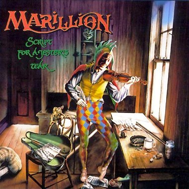 Marillion • Script for a Jester's Tear • CD