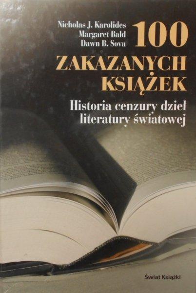 100 zakazanych książek • Historia cenzury dzieł literatury światowej