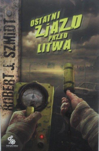 Robert Szmidt • Ostatni zjazd przed Litwą