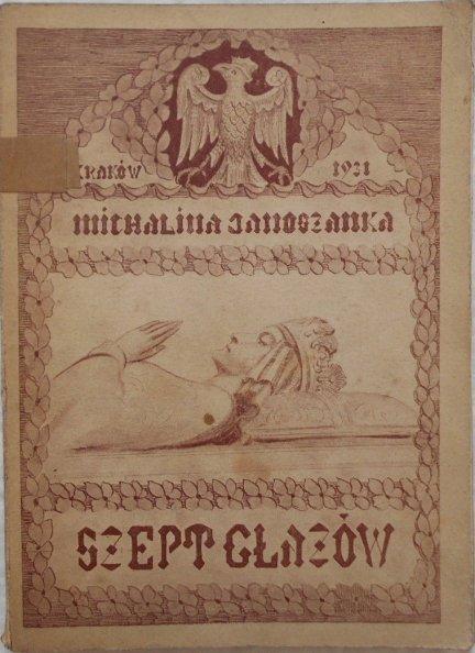 Michalina Janoszanka • Szept głazów