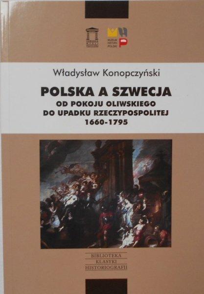 Władysław Konopczyński • Polska a Szwecja