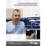 Pacjent neurologiczny w gabinecie weterynaryjnym płyta DVD