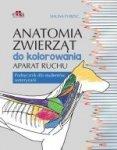 Anatomia zwierząt do kolorowania Aparat ruchu Podręcznik dla studentów weterynarii
