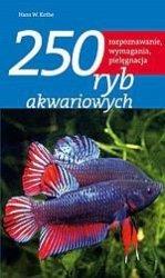 250 ryb akwariowych