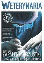 Miesięcznik Weterynaria Numer 2015/3