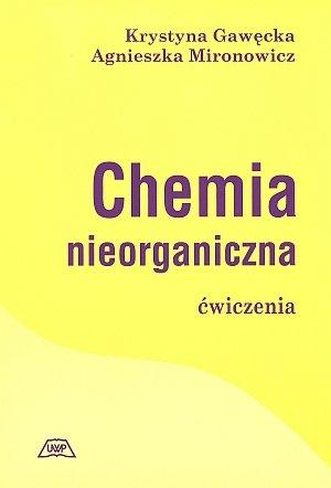 Chemia nieorganiczna ćwiczenia