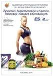 Żywienie i suplementacja w sporcie rekreacji i stanach chorobowych