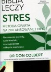 Nowa Biblia leczy stres