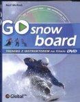 GO Snowboard Trening z instruktorem na filmie DVD