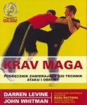 KRAV MAGA Podręcznik zawierający 230 technik ataku i obrony