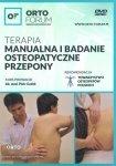 Terapia manualna i badanie osteopatyczne przepony Płyta DVD