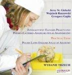 Interaktywny egzamin praktyczny z anatomii Płyta CD