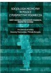 Socjologia medycyny w Polsce z perspektywy półwiecza Nurty badawcze najważniejsze osiągnięcia perspektywy rozwoju