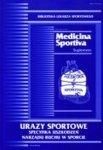 Urazy sportowe specyfika uszkodzeń narządu ruchu w sporcie