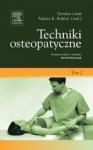 Techniki osteopatyczne Tom 2