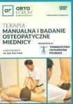 Terapia manualna i badanie osteopatyczne miednicy Płyta DVD